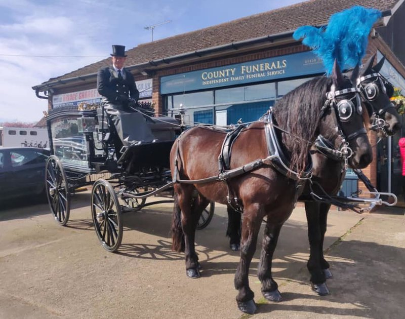 County Funerals Independent Family Funeral Service