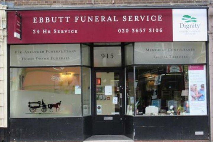 Ebbutt Funeral Directors, Purley
