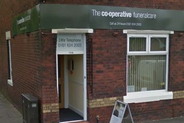 The Co-operative Funeralcare, Royton
