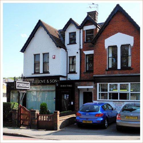 W.A Truelove & Son Ltd, Sutton Head Office