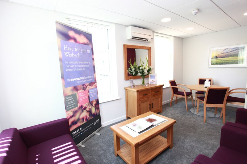 The Co-operative Funeralcare Wisbech, Cambridgeshire, funeral director in Cambridgeshire