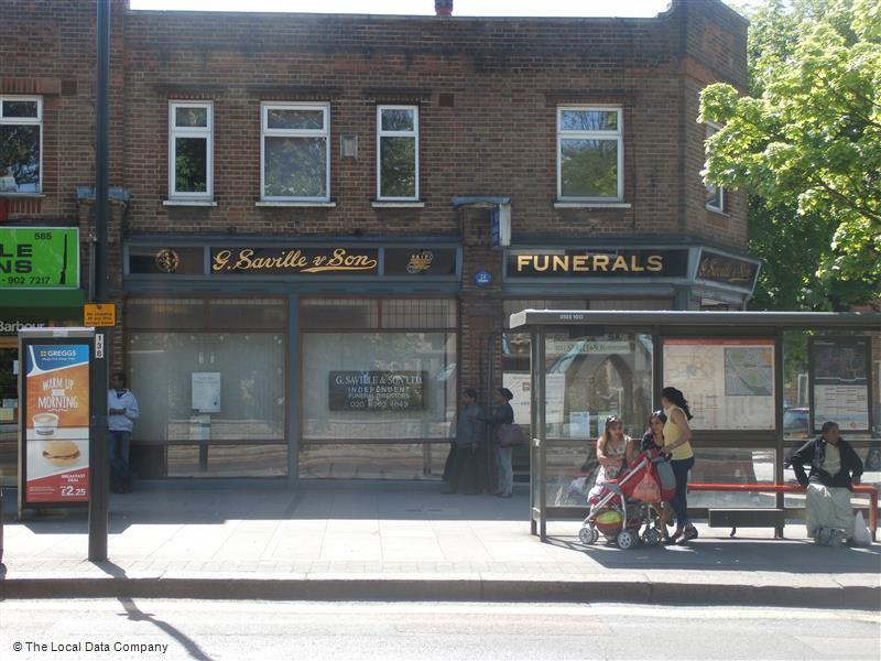 G Saville & Sons Ltd, Wembley