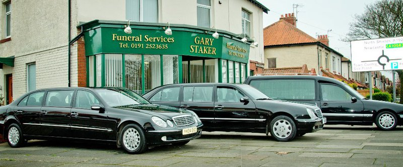 Gary Staker Funeral Services Ltd