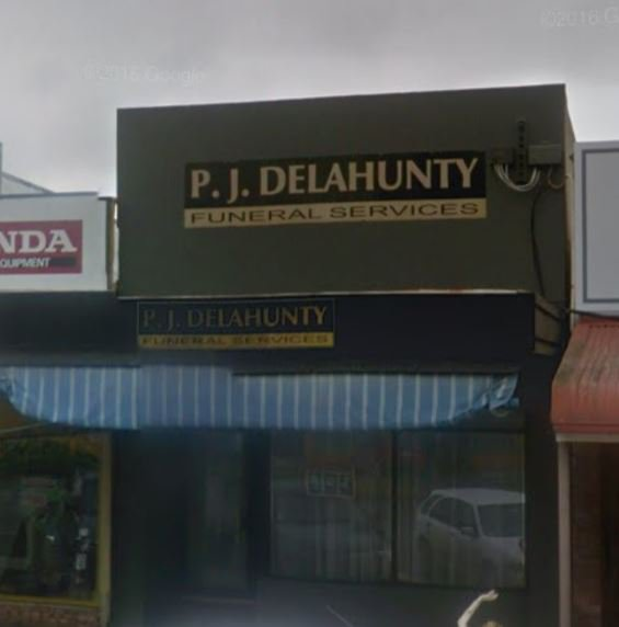 P.J. Delahunty Funeral Services