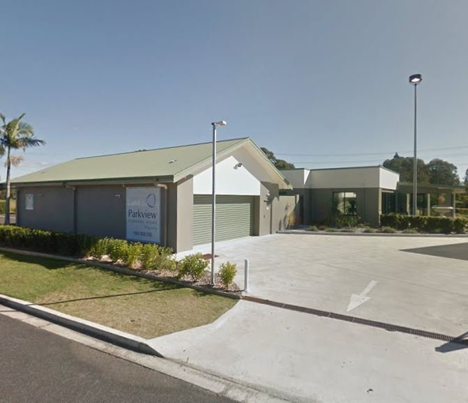 Parkview Funeral Home, Ballina, New South Wales, funeral director in New South Wales