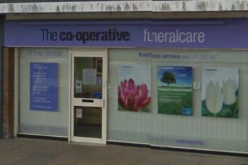 Co-operative Funeralcare (Midcounties), Wantage