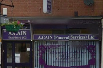 A Cain Funeral Services, Hanwell
