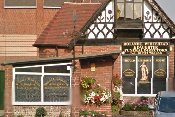 Roland L Whitehead Funerals