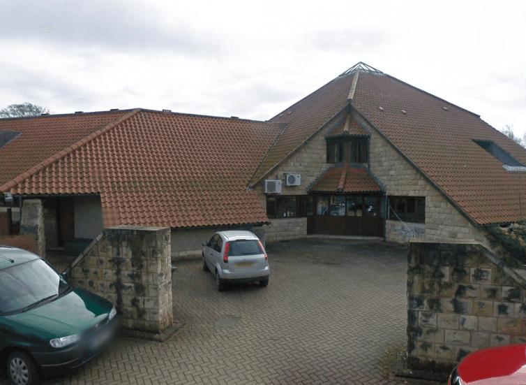 Martin House