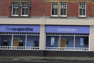 The Co-operative Funeralcare, South Shields