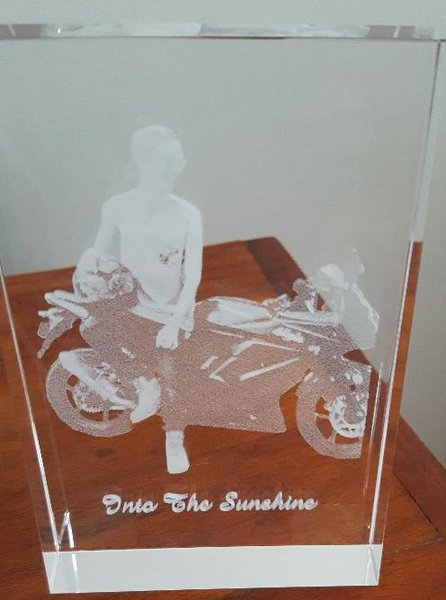 Thank you to all my sisters and their  families for this beautiful keepsake of our golden boy xx