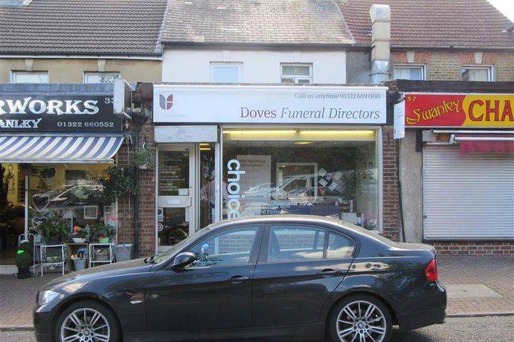 Doves Funeral Directors, Swanley