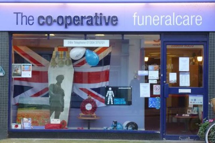Co-op Funeralcare, Deal