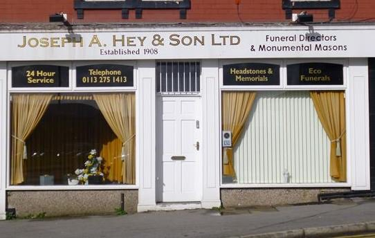 Joseph A. Hey & Son Ltd, Leeds
