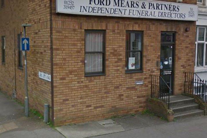 Ford Mears & Partners, Aldershot