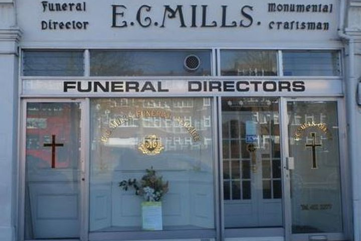 E.C Mills Ltd, Head Office
