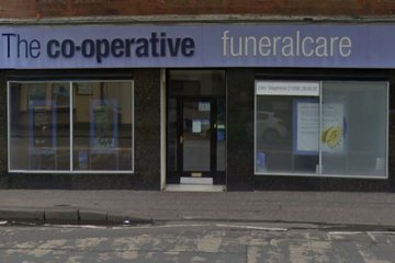 The Co-operative Funeralcare, Motherwell