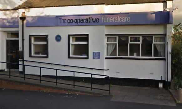 Co-operative Funeralcare (Midcounties), Wolverhampton - St Marks