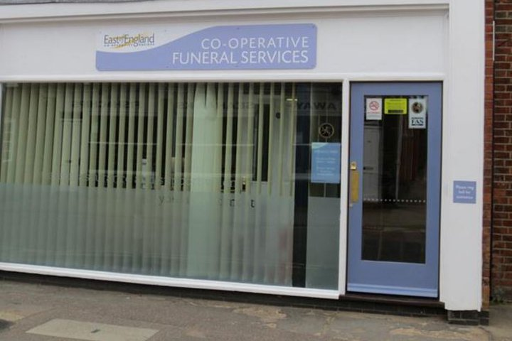 East of England Co-operative Society Ltd, Leiston