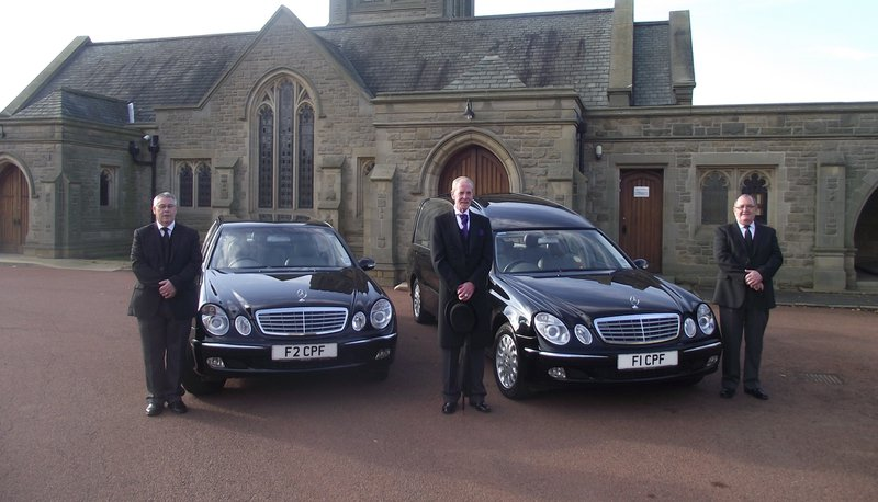 Clark Pearson Funeral Services, Tyne and Wear, funeral director in Tyne and Wear