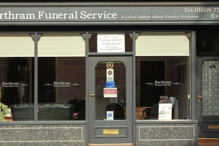 Barthram Funeral Service, Northallerton