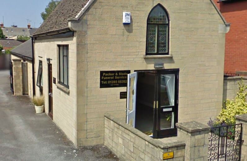 Co-operative Funeralcare (Midcounties), Cirencester - Packer & Slade