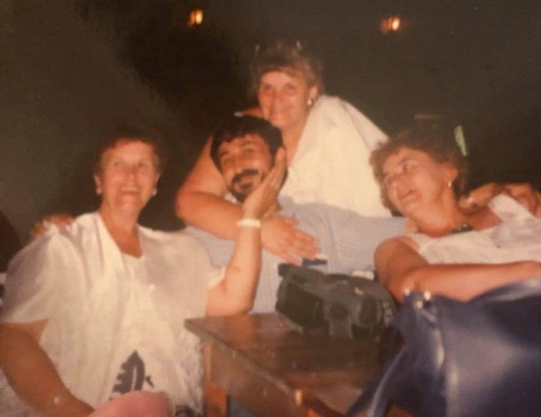 Happy memories of a holiday with Eileen and Pam in Cyprus