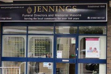 Jennings Funeral Directors, Dudley