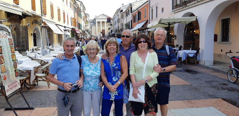 An amazing memory of our time in Lake Garda