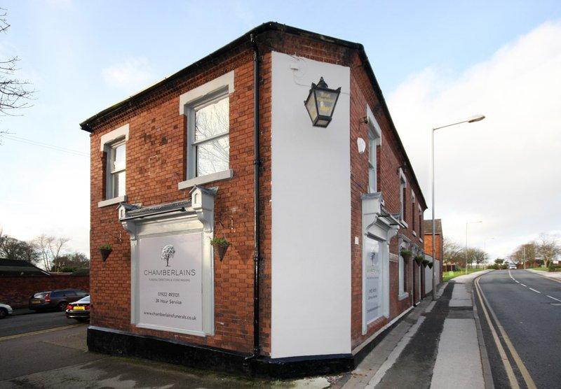 Chamberlains Funeral Directors, West Midlands, funeral director in West Midlands