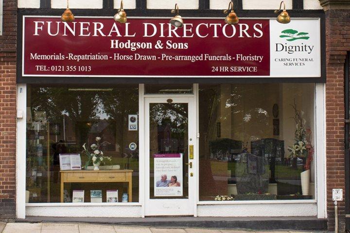 Hodgson & Son Funeral Directors