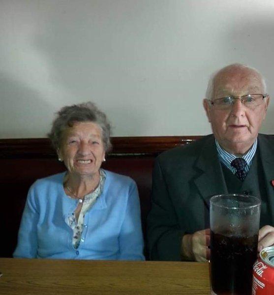 Mum and dad x