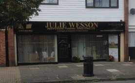 Julie Wesson Independent Funeral Directors, Chilwell