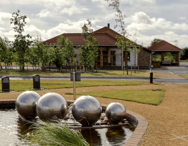 South Oxfordshire Crematorium and Memorial Park Ltd