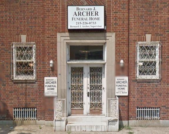 Archer Bernard J Funeral Home