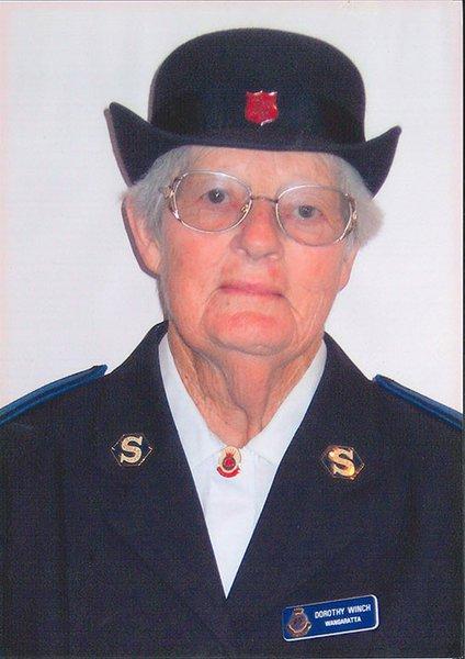 Dorothy Isabella Winch