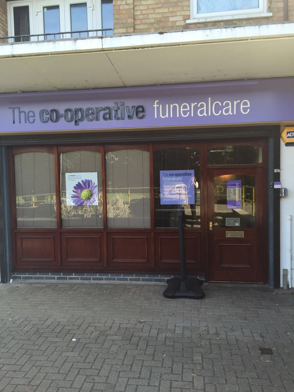 The Co-operative Funeralcare Thurnby Lodge, Leicester, funeral director in Leicester