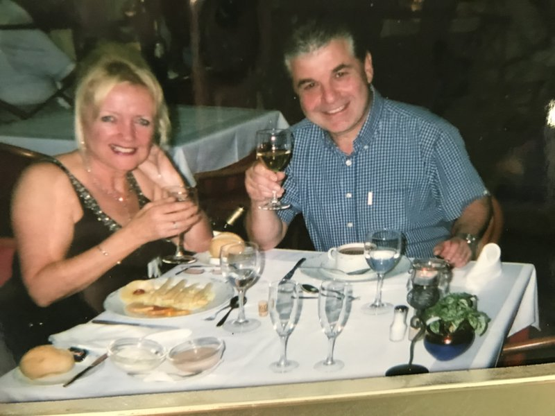 To the many good times and fun we had - miss you xx