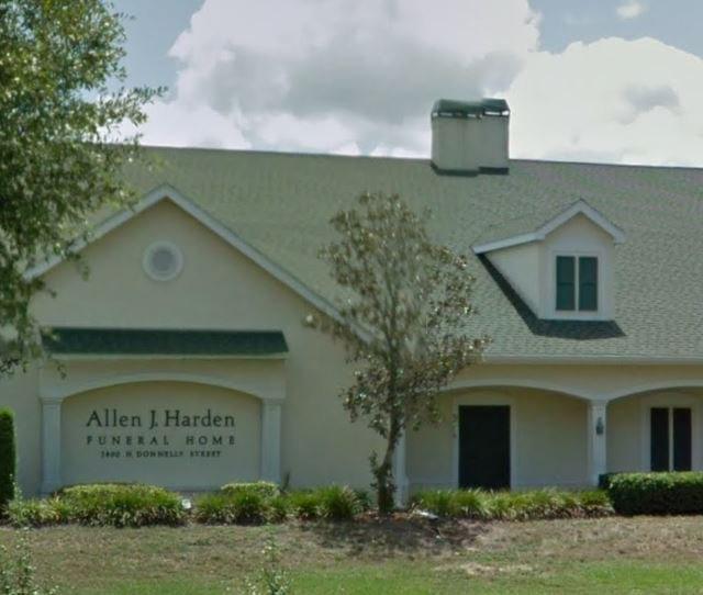 Allen J Harden Funeral Home