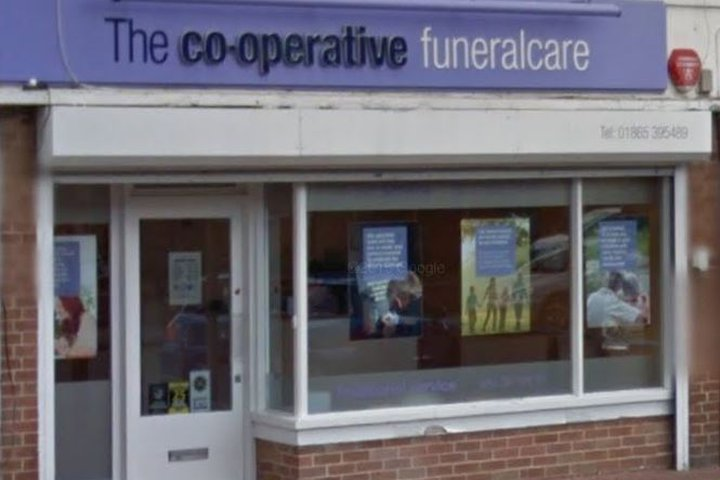 Co-operative Funeralcare (Midcounties), Blackbird Leys
