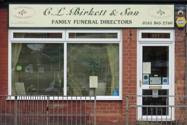 C L Birkett & Son, Urmston