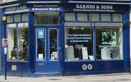 Barnes & Sons, Emlyn Gardens