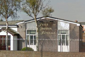 Peter Johnson Funeral Directors, Whiteleas Way