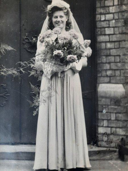 Joyce Mary Webb