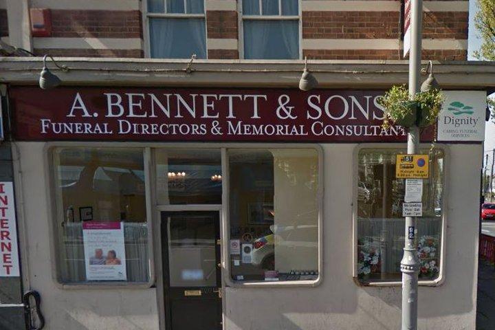 A Bennett & Sons, Walthamstow