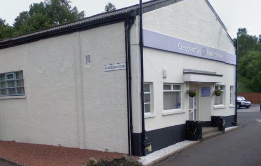 Co-op Funeralcare, Kilsyth