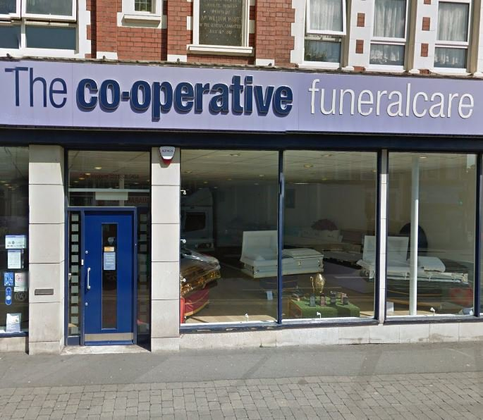 Co-op Funeralcare, Walthamstow