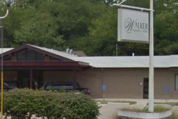 Walker Funeral Home, Reading Rd