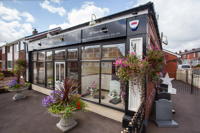 Deighan's Funeral Parlour, Greater Manchester, funeral director in Greater Manchester