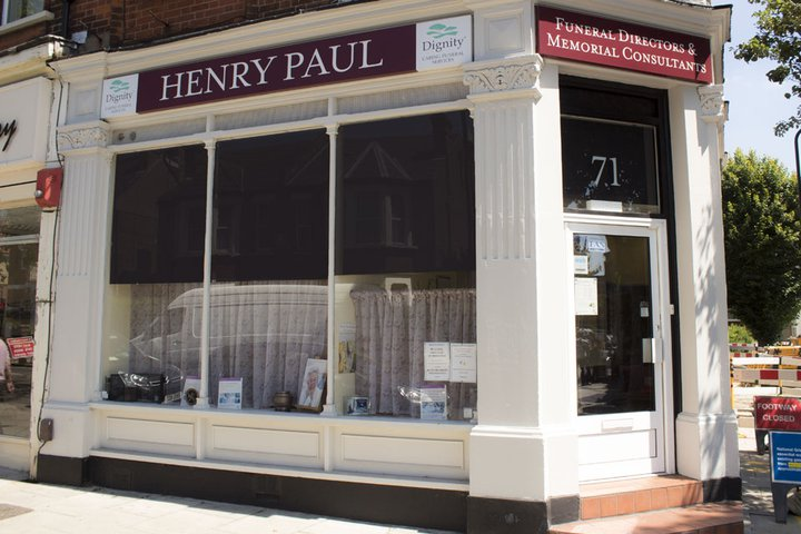 Henry Paul (Inc Christopher Wickenden Funeral Service)